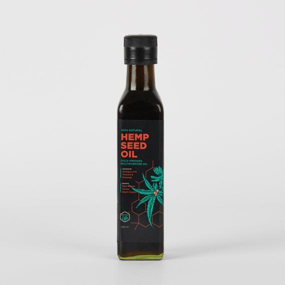 BOHECO Life Hemp Seed Oil – 250ml 4