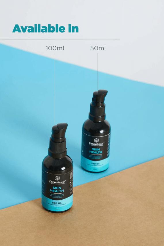 CannaReleaf™ - Skin Health CBD Oil