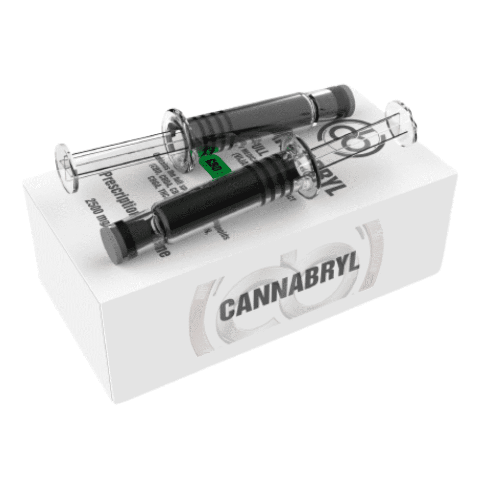 Cannabryl Dewaxed Extract 1:1 4000 mg 10ml