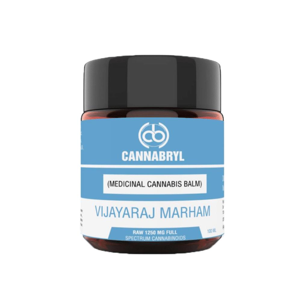 Cannabryl Hemp Healing Balm 1250mg