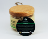 Cannavedic Massage Oil Candle: Pain Relieving