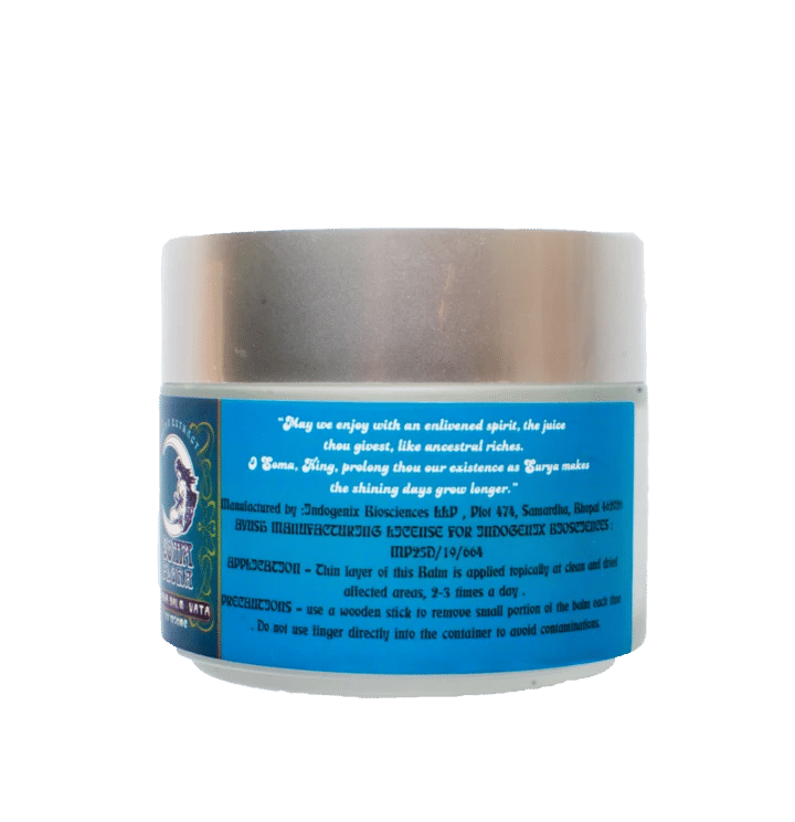 Soma Flora Vijaya- CBD oil balm Vata