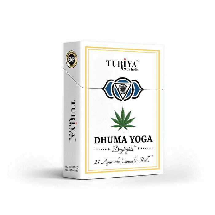 Turiya Dhuma Yoga Daylights