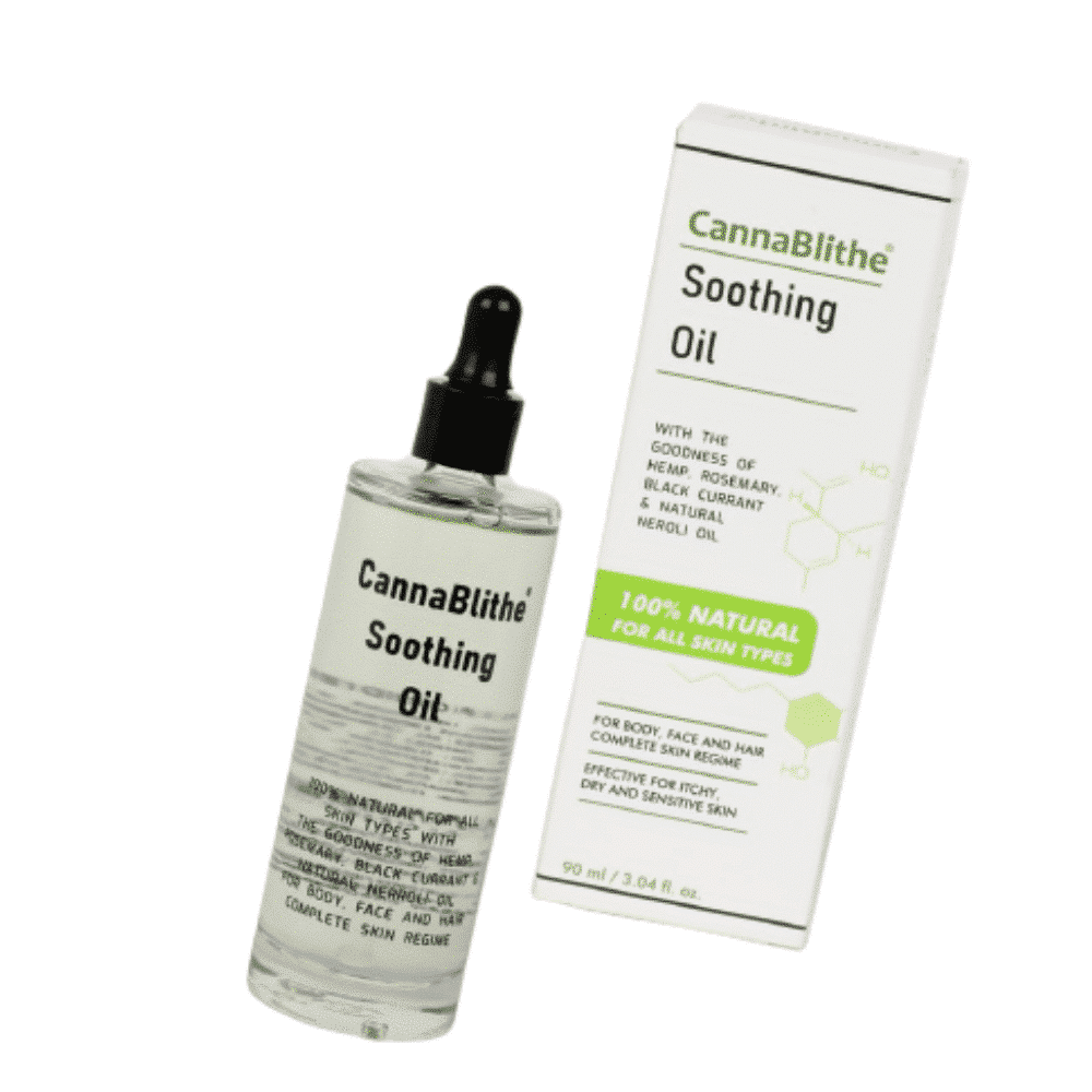 Cannablithe Soothing Oil
