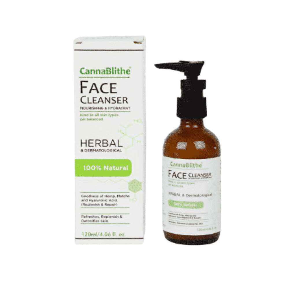 CannaBlithe - Face Cleanser